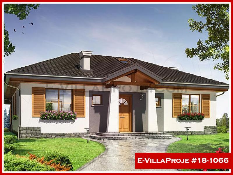 Ev Villa Proje #18 – 1066, 1 katlı, 3 yatak odalı, 0 garajlı, 116 m2