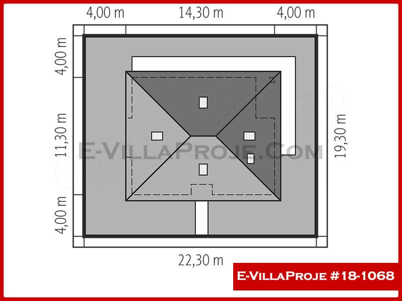 Ev Villa Proje #18 – 1068