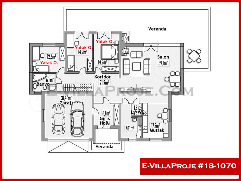 Ev Villa Proje #18 – 1070
