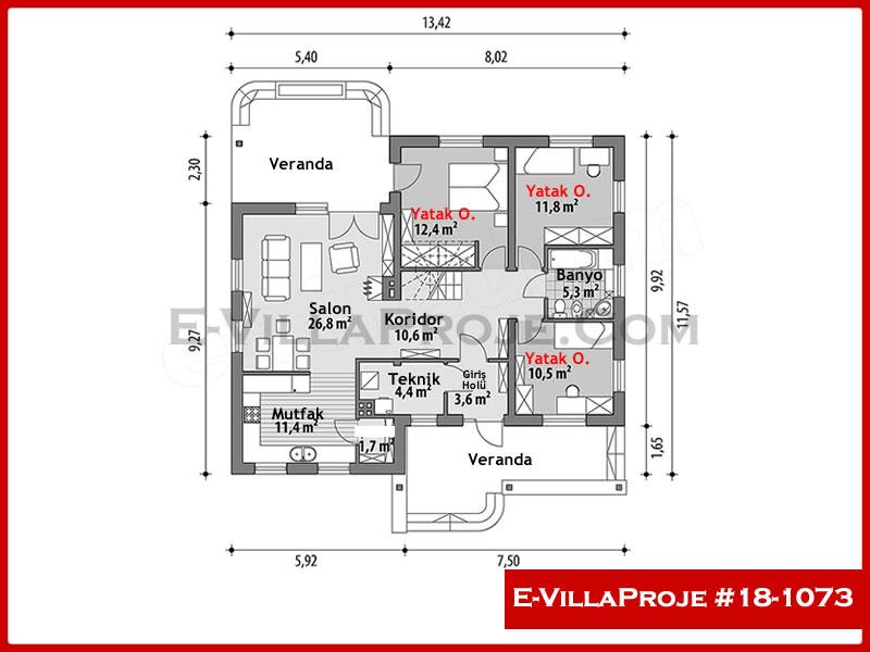 Ev Villa Proje #18 – 1073