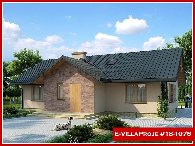 Ev Villa Proje #18 – 1076, 1 katlı, 3 yatak odalı, 0 garajlı, 147 m2