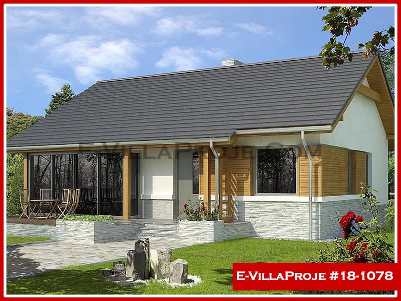 Ev Villa Proje #18 – 1078, 1 katlı, 2 yatak odalı, 0 garajlı, 99 m2