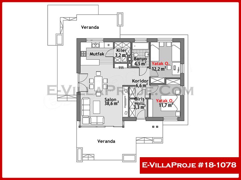Ev Villa Proje #18 – 1078