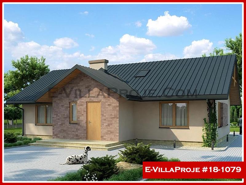 Ev Villa Proje #18 – 1079, 1 katlı, 3 yatak odalı, 0 garajlı, 147 m2