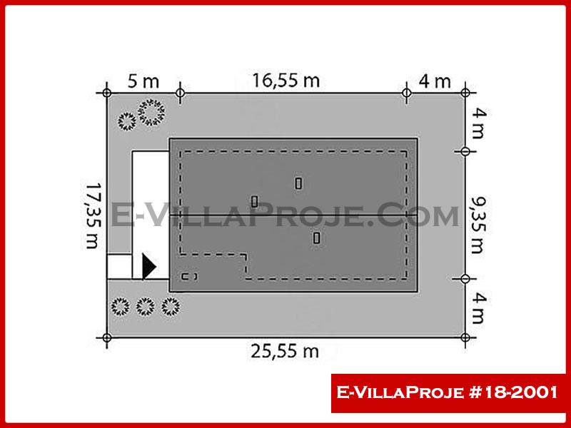 Ev Villa Proje #18 – 2001