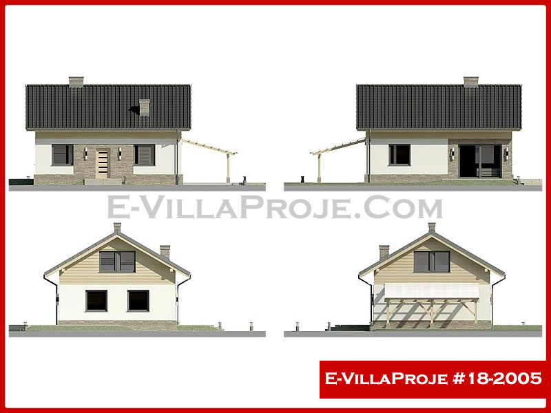 Ev Villa Proje #18 – 2005