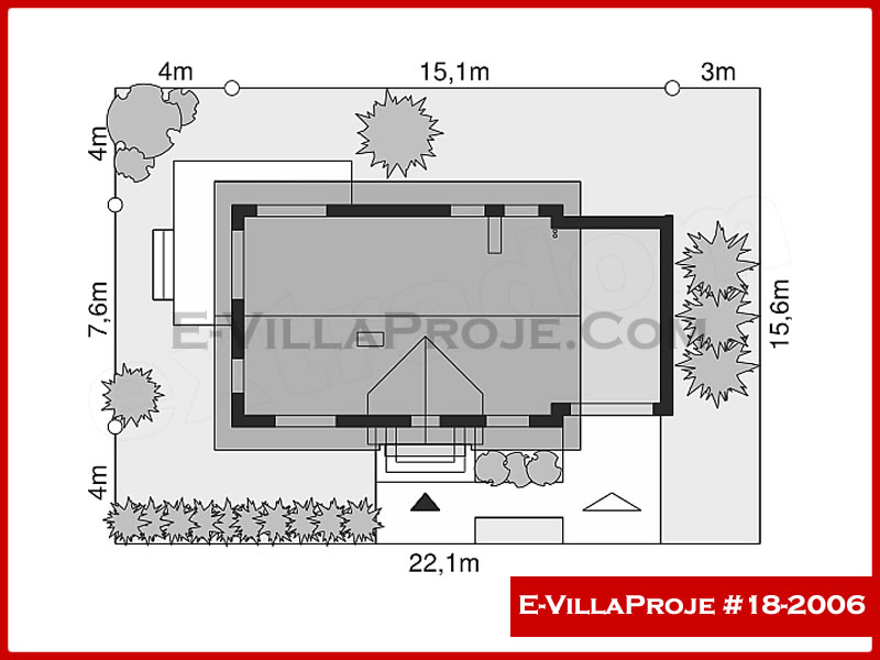 Ev Villa Proje #18 – 2006