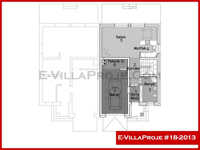 Ev Villa Proje #18 – 2013