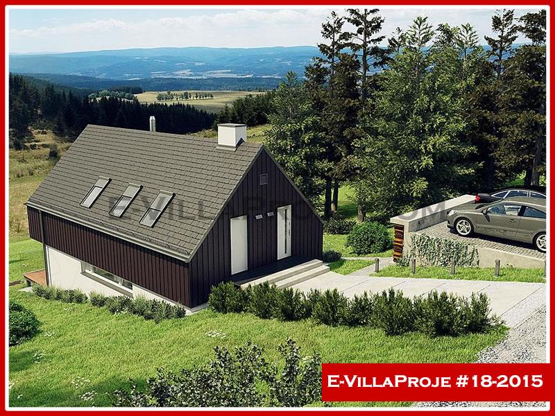 Ev Villa Proje #18 – 2015