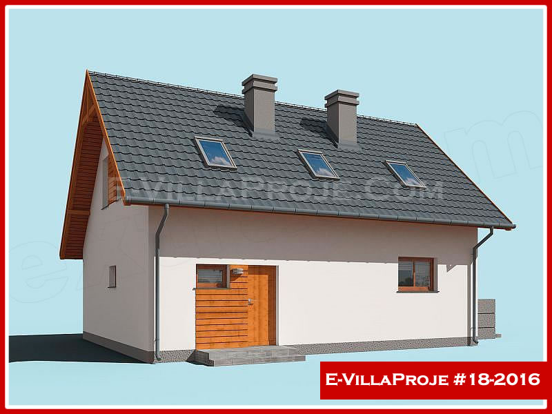 Ev Villa Proje #18 – 2016