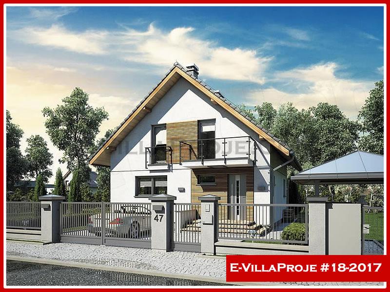 Ev Villa Proje #18 – 2017
