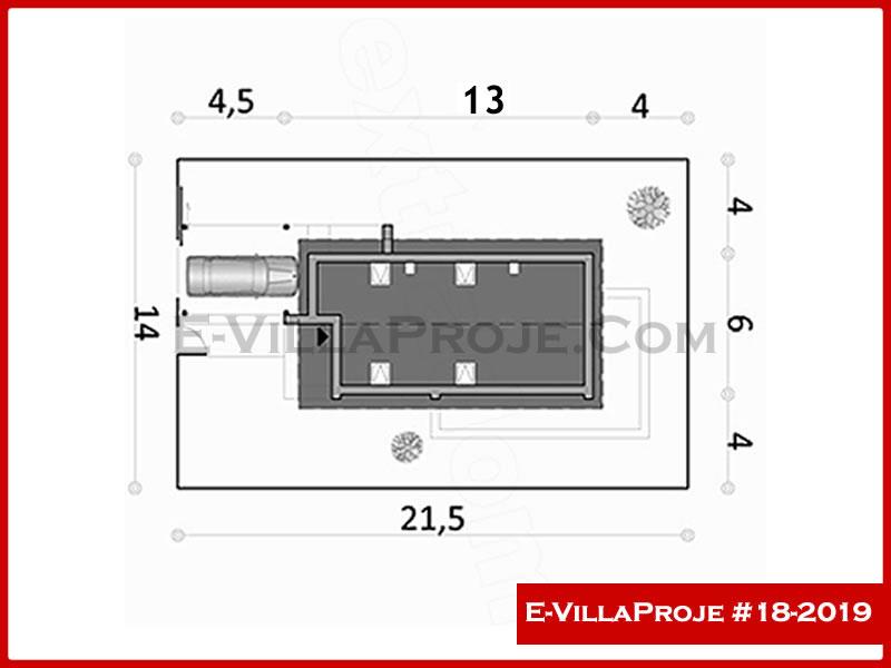 Ev Villa Proje #18 – 2019