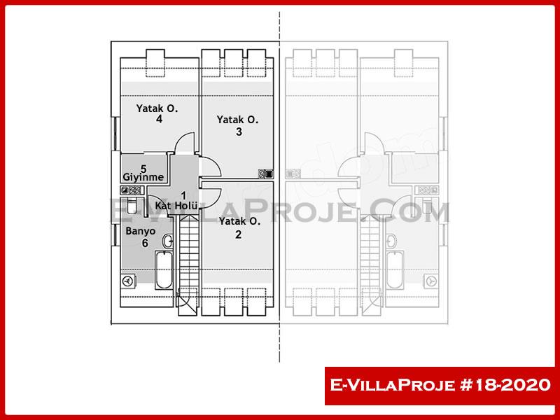 Ev Villa Proje #18 – 2020
