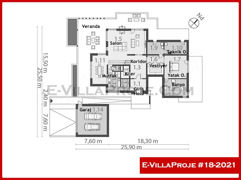 Ev Villa Proje #18 – 2021