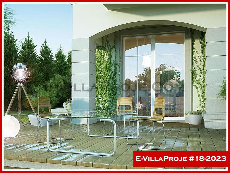 Ev Villa Proje #18 – 2023