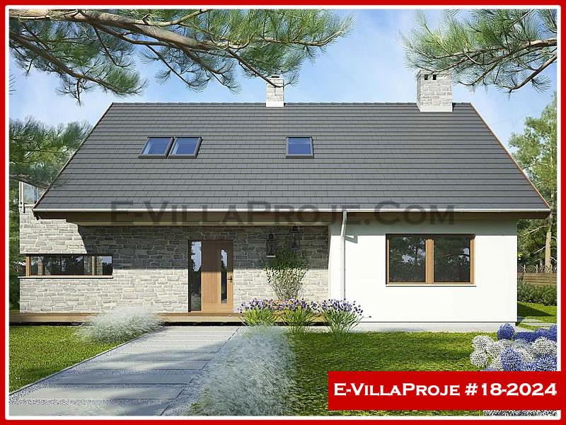 Ev Villa Proje #18 – 2024