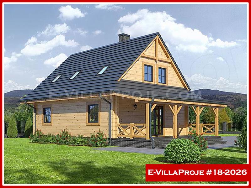 Ev Villa Proje #18 – 2026