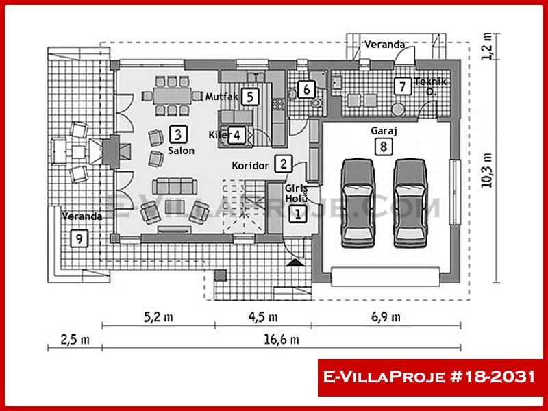 Ev Villa Proje #18 – 2031