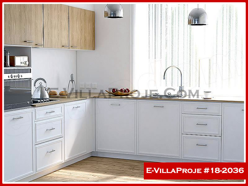 Ev Villa Proje #18 – 2036
