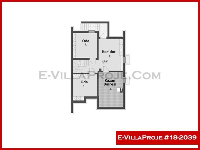 Ev Villa Proje #18 – 2039