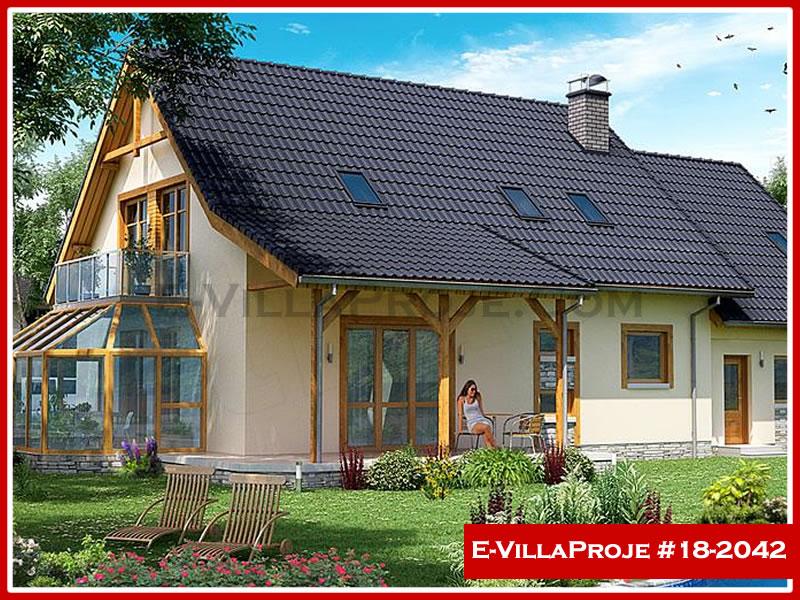 Ev Villa Proje #18 – 2042