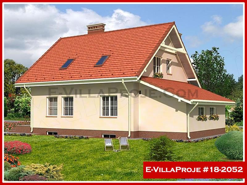 Ev Villa Proje #18 – 2052