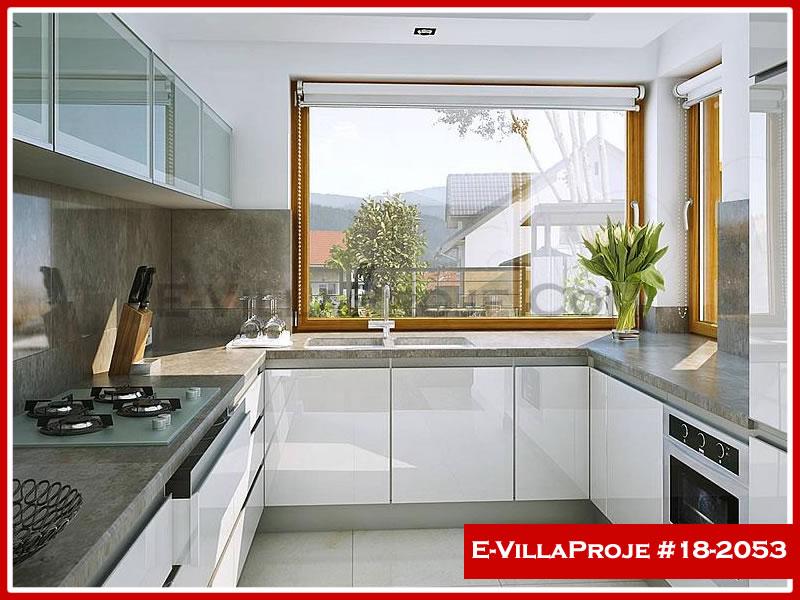Ev Villa Proje #18 – 2053