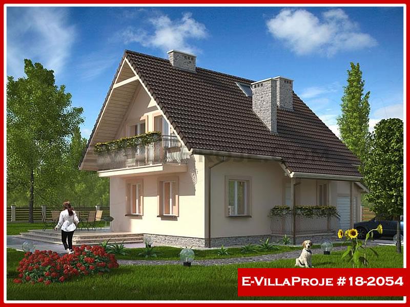 Ev Villa Proje #18 – 2054