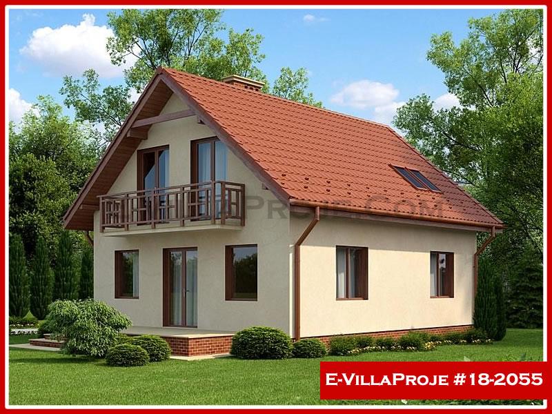 Ev Villa Proje #18 – 2055