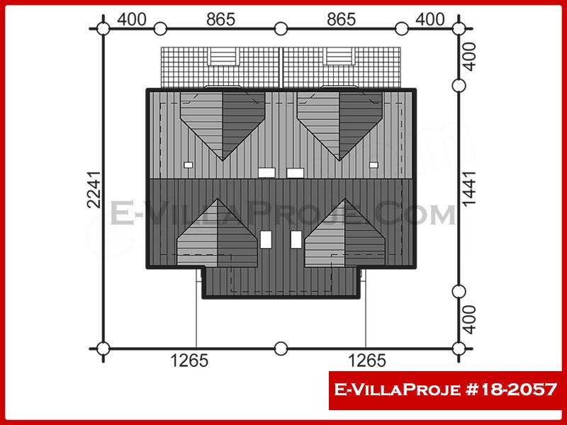 Ev Villa Proje #18 – 2057