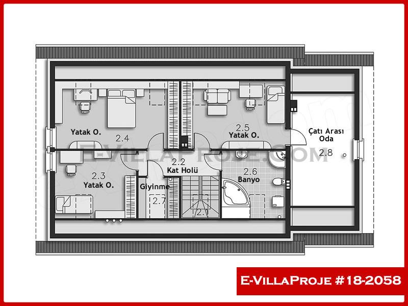 Ev Villa Proje #18 – 2058