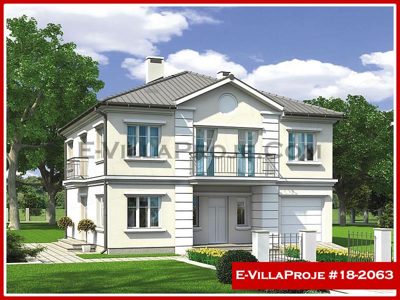 Ev Villa Proje #18 – 2063