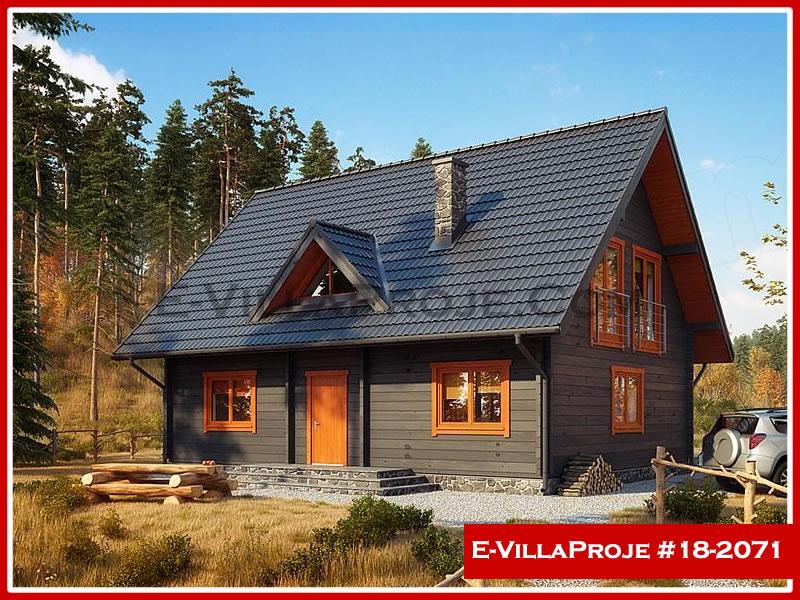 Ev Villa Proje #18 – 2071, 2 katlı, 4 yatak odalı, 0 garajlı, 192 m2