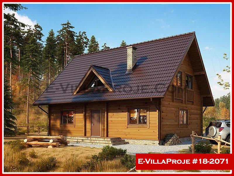Ev Villa Proje #18 – 2071