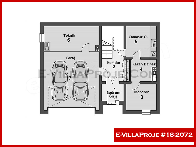 Ev Villa Proje #18 – 2072