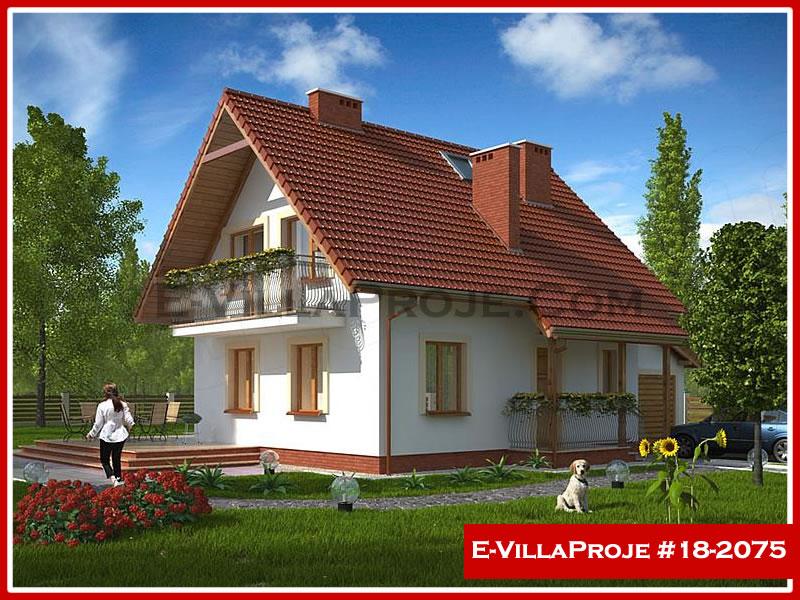 Ev Villa Proje #18 – 2075