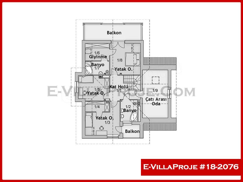 Ev Villa Proje #18 – 2076