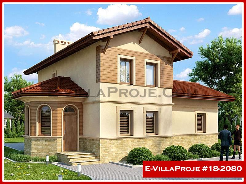 Ev Villa Proje #18 – 2080