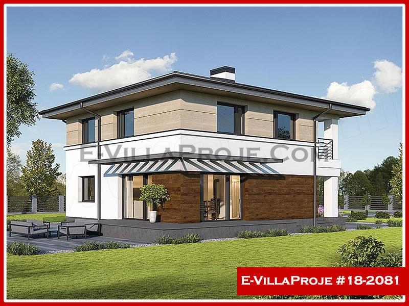 Ev Villa Proje #18 – 2081