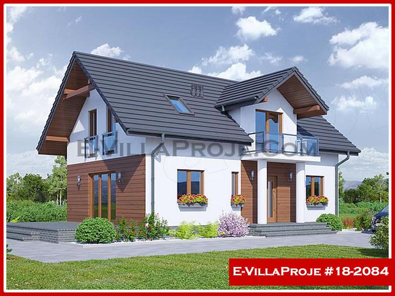 Ev Villa Proje #18 – 2084