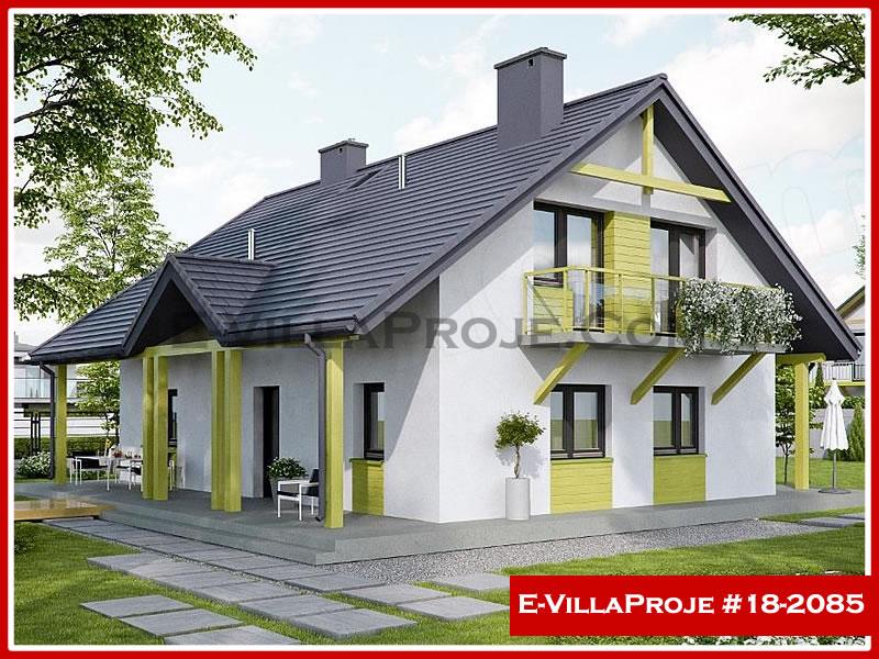 Ev Villa Proje #18 – 2085