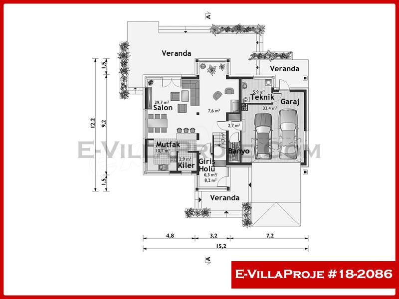 Ev Villa Proje #18 – 2086