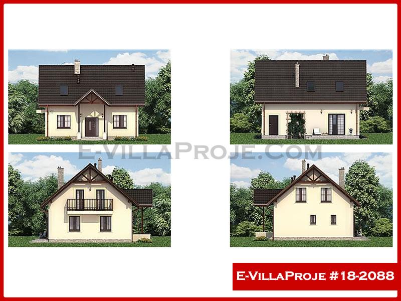 Ev Villa Proje #18 – 2088
