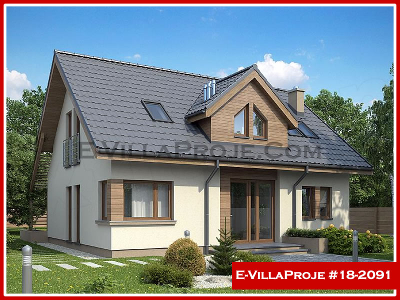 Ev Villa Proje #18 – 2091
