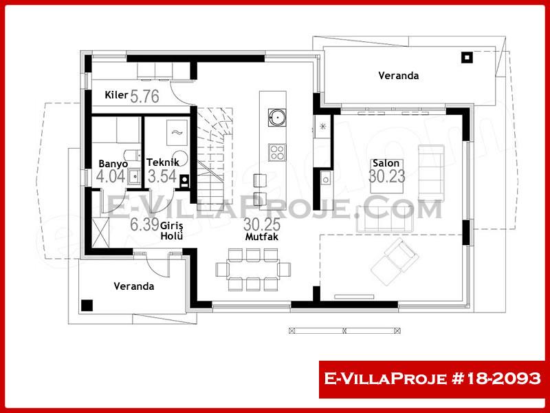Ev Villa Proje #18 – 2093