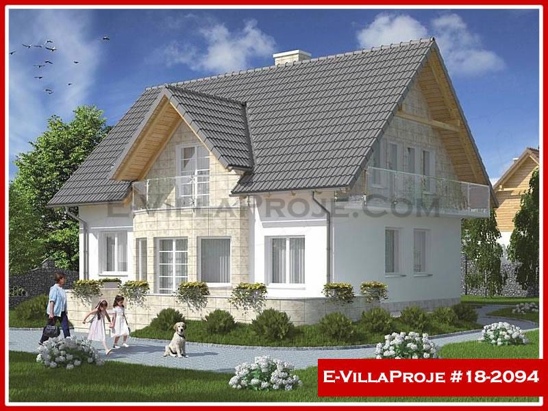 Ev Villa Proje #18 – 2094