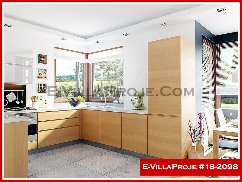 Ev Villa Proje #18 – 2098
