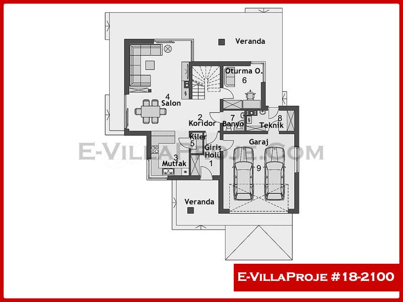 Ev Villa Proje #18 – 2100
