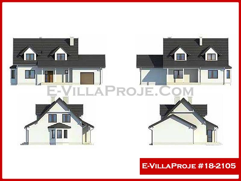 Ev Villa Proje #18 – 2105