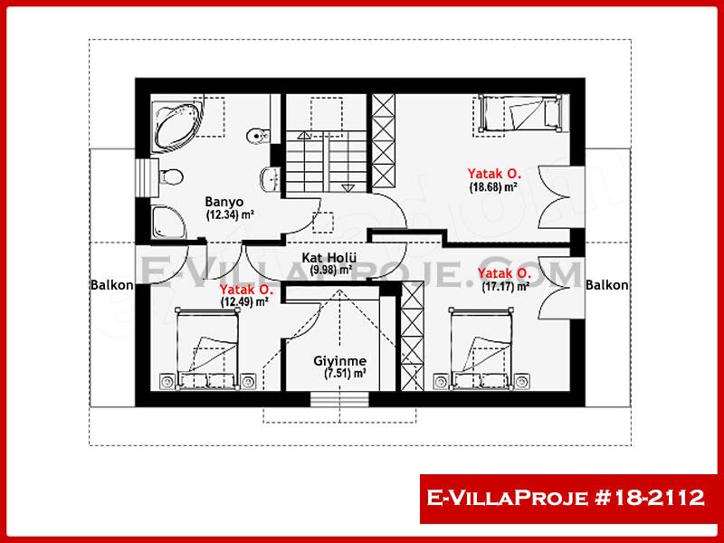 Ev Villa Proje #18 – 2112